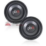JBL POWERBASS 12'' SUB I IN BOX