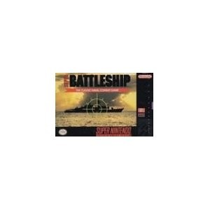 NINTENDO Nintendo SNES Game SUPER BATTLESHIP