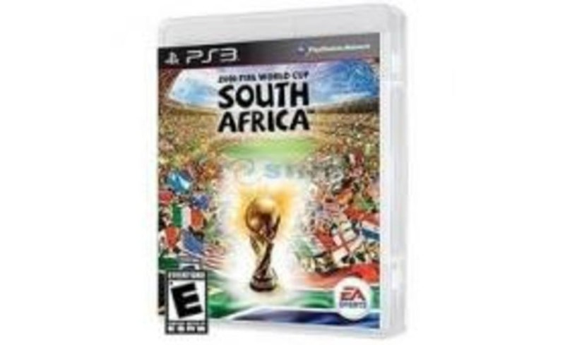 SONY Sony PlayStation 3 Game 2010 FIFA WORLD CUP SOUTH AFRICA