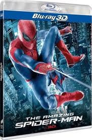 BLU-RAY 3D MOVIE Blu-Ray THE AMAZING SPIDERMAN IN 3D