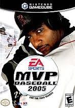 NINTENDO Nintendo GameCube Game MVP BASEBALL 2005