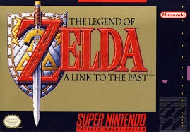 NINTENDO Nintendo SNES Game THE LEGEND OF ZELDA A LINK TO THE PAST SNES