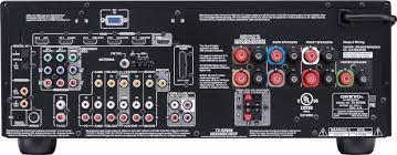 ONKYO Receiver TX-SR608