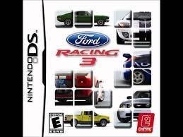 NINTENDO Nintendo DS Game FORD RACING 3