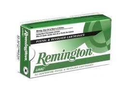 REMINGTON Ammunition UMC 40S&W