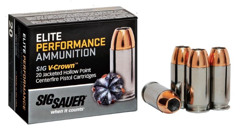 SIG SAUER Ammunition E45AP1-20 45