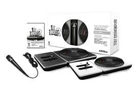 SONY Sony PlayStation 3 Game DJ HERO 2 PARTY BUNDLE PS3