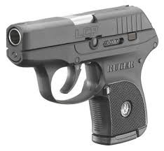 RUGER Pistol LCP 380 DAO PST B