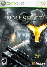 MICROSOFT Microsoft XBOX 360 Game TIMESHIFT