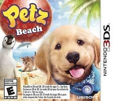 NINTENDO Nintendo 3DS Game PETZ BEACH