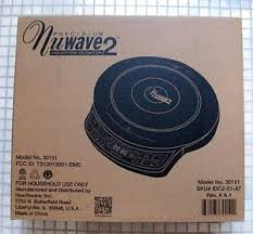 NUWAVE Microwave/Convection Oven 30151