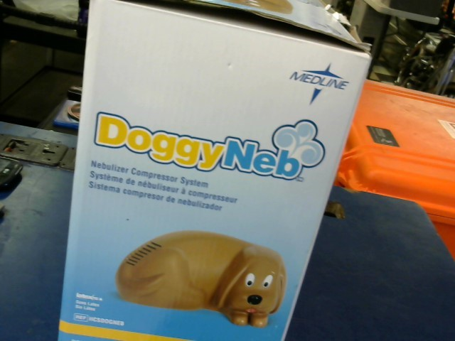 DOGGYNEB Medical Mobility/Disability NEBULIZER