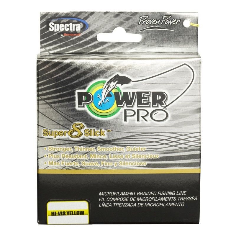 POWER PRO Fishing Tackle SUPER 8 SLICK