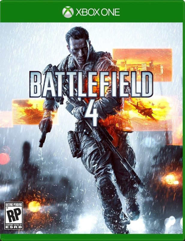 MICROSOFT Microsoft XBOX One Game BATTLEFIELD 4 - XBOX ONE