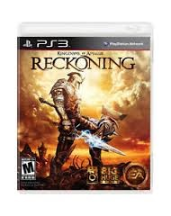 SONY Sony PlayStation 3 Game RECKONING KINGDOMS OF AMALUR