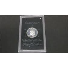 1971 EISENHOW SILVER DOLLAR PROOF
