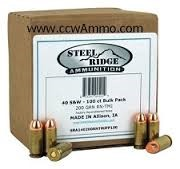 STEEL RIDGE Ammunition .45 ACP AMMO