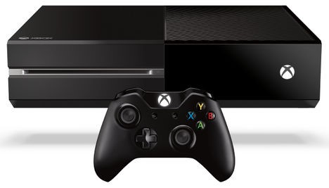 MICROSOFT XBox ONE XBOX ONE CONSOLE 1540 500GB (NO KINECT)
