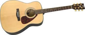 YAMAHA Electric-Acoustic Guitar FX335