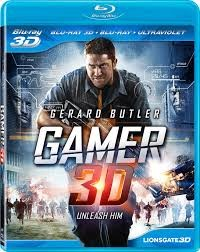 BLU-RAY 3D MOVIE Blu-Ray GAMER 3D