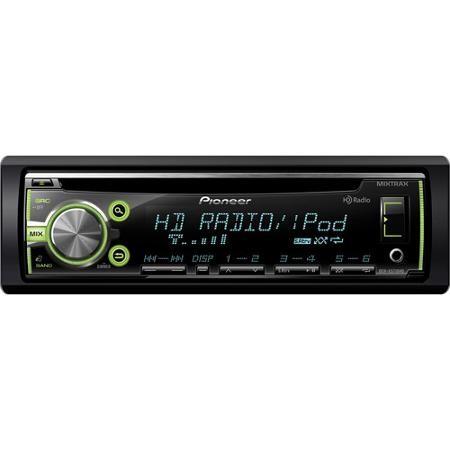 PIONEER ELECTRONICS Car Audio DEH-X5710HD