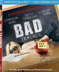 BLU-RAY MOVIE Blu-Ray BAD TEACHER