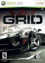 MICROSOFT Microsoft XBOX 360 Game GRID