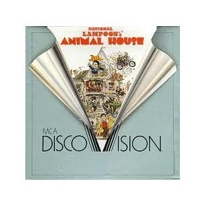 LASER DISC Laser Disk NATIONAL LAMPOONS ANIMAL HOUSE