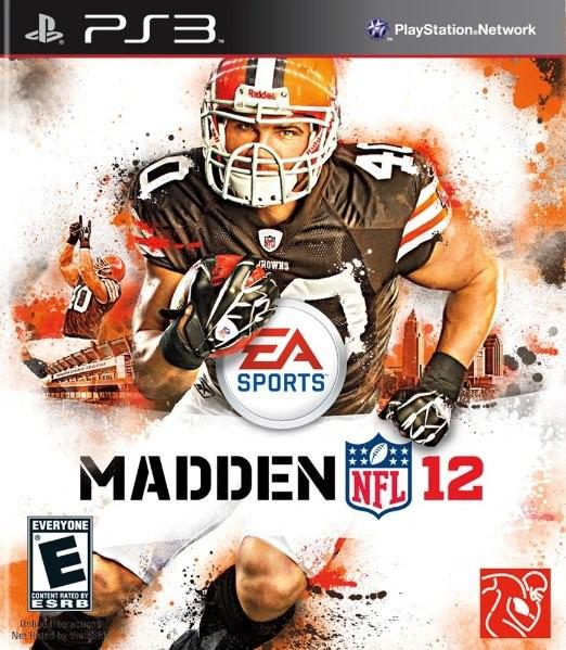 SONY Sony PlayStation 3 MADDEN NFL 12 PS3