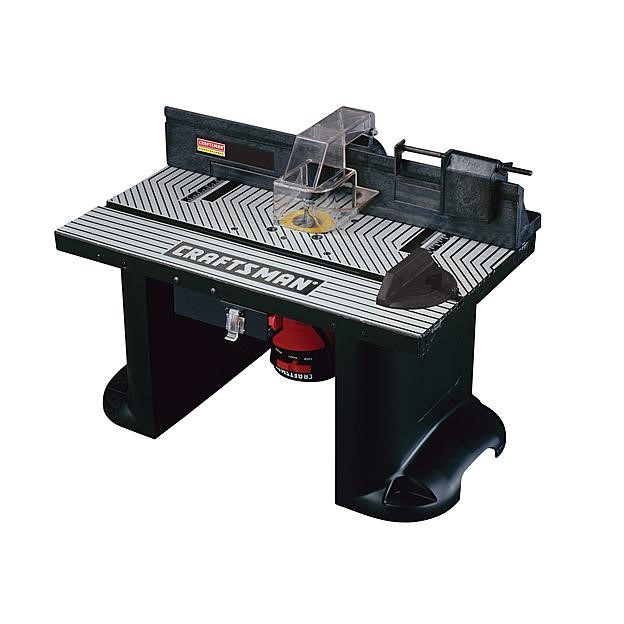 CRAFTSMAN Router Table ROUTER TABLE 315.175040