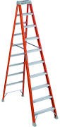 LOUISVILLE LADDER Ladder 10 FOOT STEP LADDER