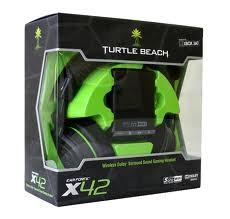 TURTLE BEACH Video Game Accessory EARFORCE X42