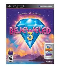 SONY Sony PlayStation 3 Game BEJEWELED 3