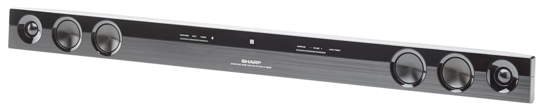 SHARP Surround Sound Speakers & System HT-SB30D