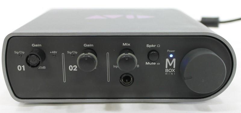 M AUDIO Computer Recording MBOX MINI