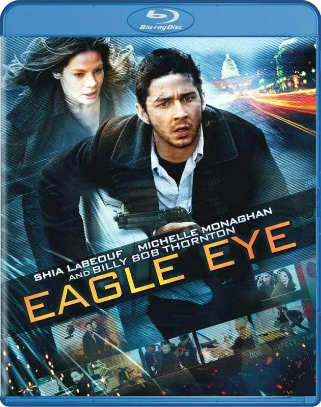 BLU-RAY MOVIE Blu-Ray EAGLE EYE