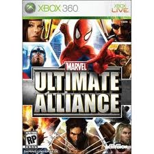 MICROSOFT Microsoft XBOX Game MARVEL ULTIMATE ALLIANCE