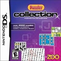 NINTENDO Nintendo DS PUZZLER COLLECTION