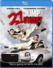 BLU-RAY MOVIE Blu-Ray 21 JUMP STREET