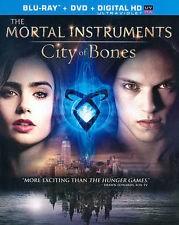 BLU-RAY MOVIE Blu-Ray THE MORTAL INSTRUMENTS CITY OF BONES