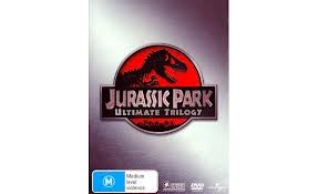 DVD BOX SET DVD JURASSIC PARK ULTIMATE TRILOGY