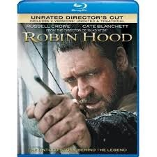 BLU-RAY MOVIE Blu-Ray ROBIN HOOD