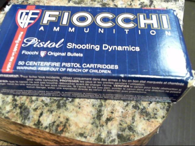 FIOCCHI 380 ACP 95GR