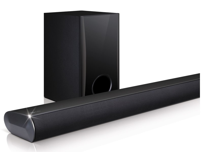 LG Surround Sound Speakers & System S35A1-W