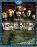 BLU-RAY MOVIE Blu-Ray PIRATES OF THE CARIBBEAN AT WORLDS END