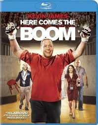 BLU-RAY MOVIE Blu-Ray HERE COMES THE BOOM