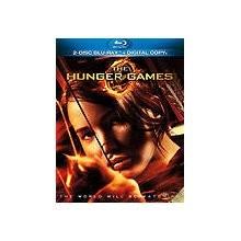 BLU-RAY MOVIE Blu-Ray THE HUNGER GAMES