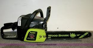 POULAN Miscellaneous Lawn Tool WOOD SHARK P3314WSA
