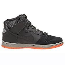 Nike Dunk High Premium SB Shield Black SZ 9.5
