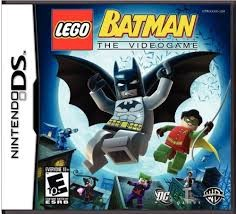 NINTENDO Nintendo DS Game LEGO BATMAN DS